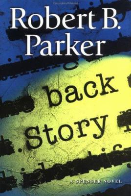 Cover image for Back story