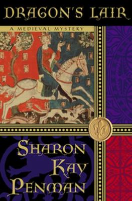 Cover image for Dragon's lair : a medieval mystery