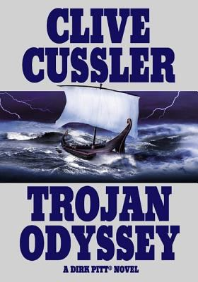 Cover image for Trojan odyssey