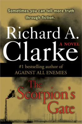 Cover image for The scorpion's gate