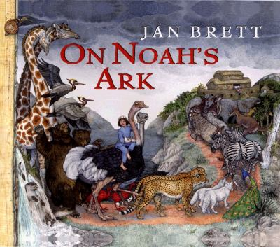 Cover image for On Noah's ark