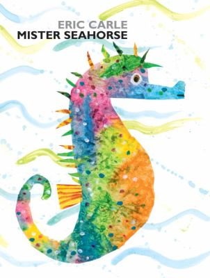 Cover image for Mister Seahorse