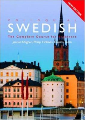 Cover image for Colloquial Swedish : the complete course for beginners