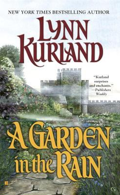 Cover image for A garden in the rain