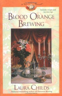 Cover image for Blood orange brewing