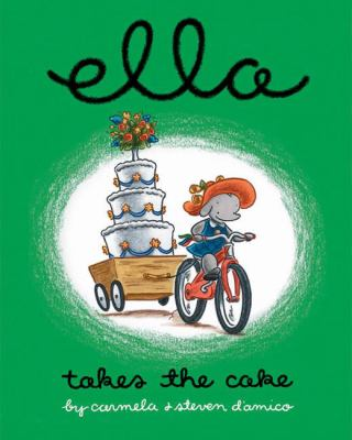Cover image for Ella takes the cake