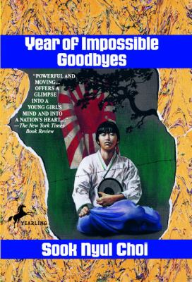 Cover image for Year of impossible goodbyes