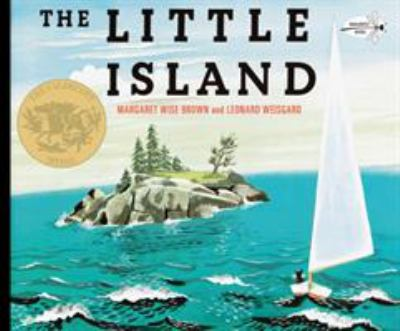 Cover image for The little island