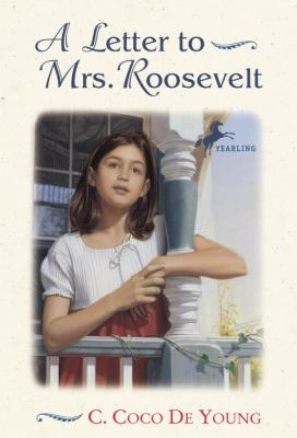 Cover image for A letter to Mrs. Roosevelt