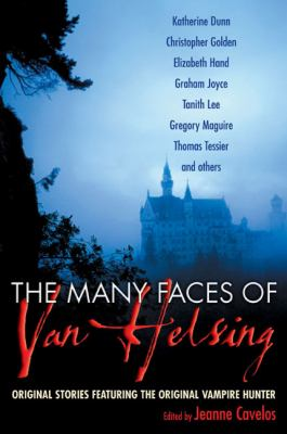 Cover image for The many faces of Van Helsing