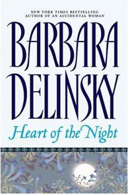 Cover image for Heart of the night