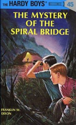 Cover image for The mystery of the spiral bridge