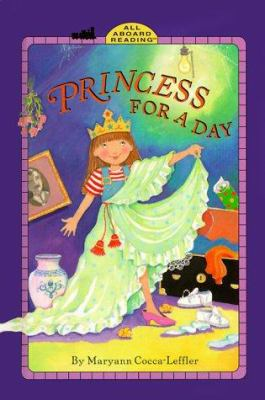 Cover image for Princess for a day