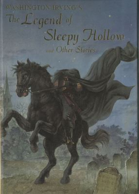 Cover image for Washington Irving's The legend of Sleepy Hollow and other stories