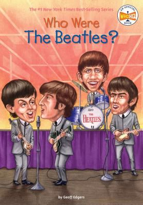 Cover image for Who were the Beatles?