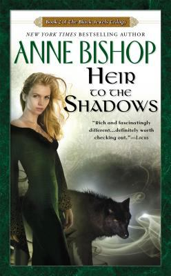 Cover image for Heir to the shadows
