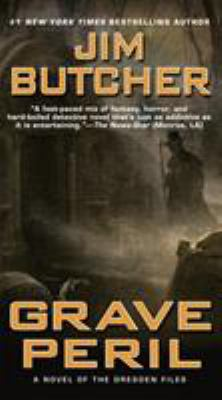 Cover image for Grave peril