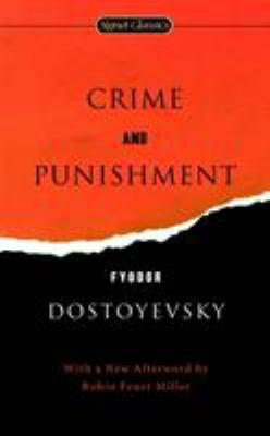 Cover image for Crime and punishment