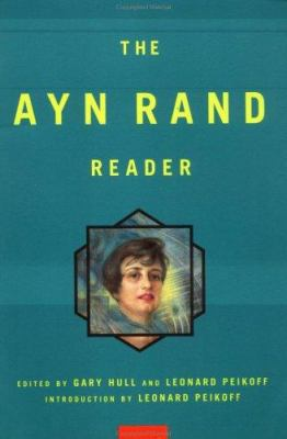 Cover image for The Ayn Rand reader