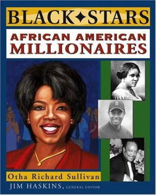 Cover image for African American millionaires