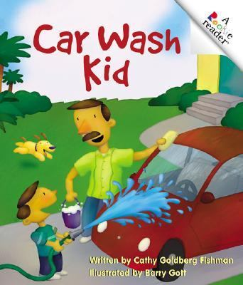 Cover image for Car wash kid