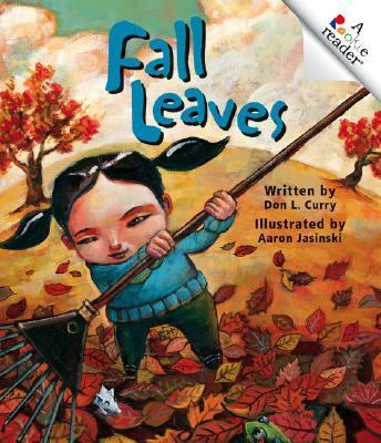 Cover image for Fall leaves