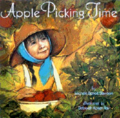 Cover image for Apple picking time