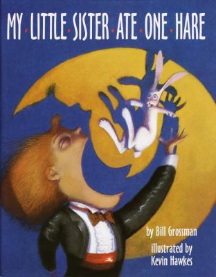 Cover image for My little sister ate one hare