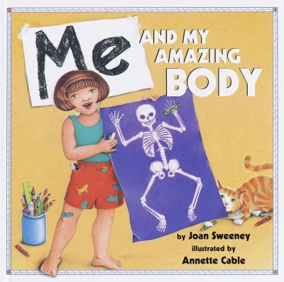 Cover image for Me and my amazing body