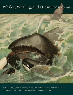 Cover image for Whales, whaling, and ocean ecosystems