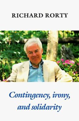 Cover image for Contingency, irony, and solidarity