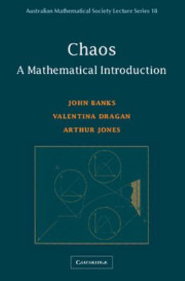 Cover image for Chaos : a mathematical introduction