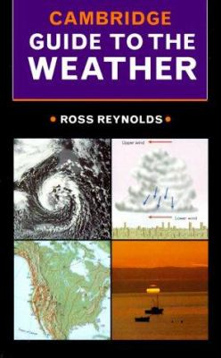 Cover image for Cambridge guide to the weather