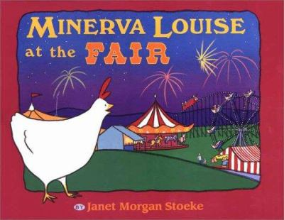 Cover image for Minerva Louise at the fair