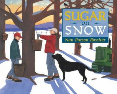 Cover image for Sugar on snow