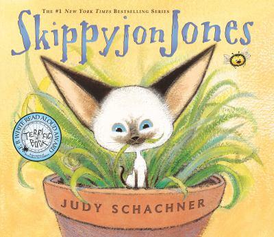 Cover image for Skippyjon Jones