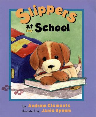 Cover image for Slippers at school