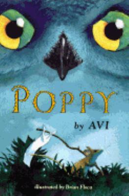 Cover image for Poppy