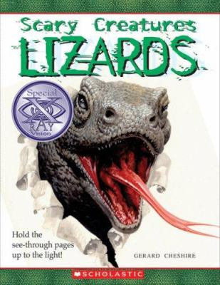 Cover image for Lizards