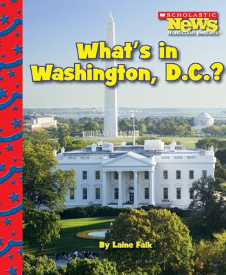 Cover image for What's in Washington, D.C.?