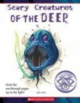 Cover image for Scary creatures of the deep
