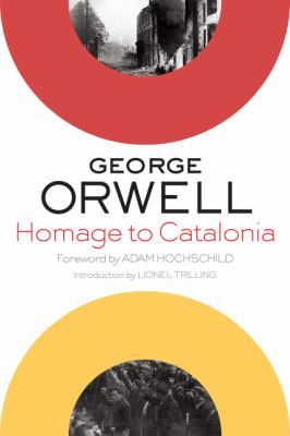 Cover image for Homage to Catalonia