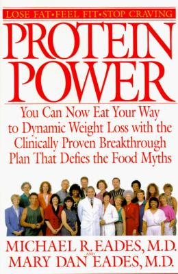 Cover image for Protein power
