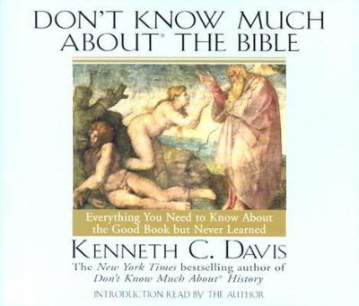 Cover image for Don't know much about the Bible