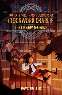 Cover image for The library machine