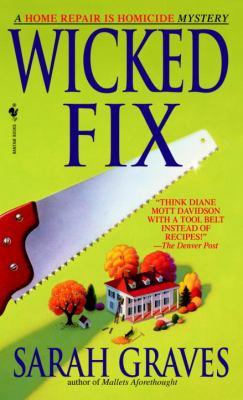 Cover image for Wicked fix