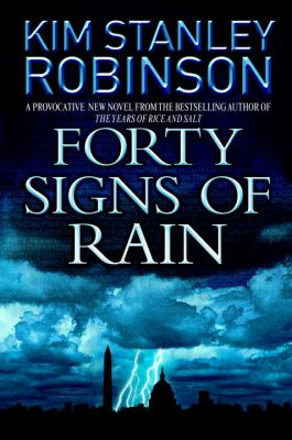 Cover image for Forty signs of rain