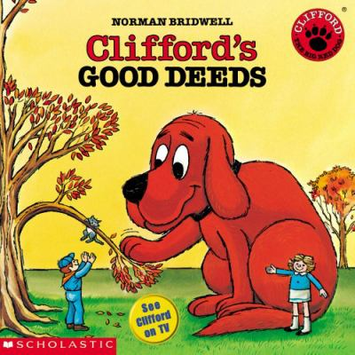 Cover image for Clifford's good deeds