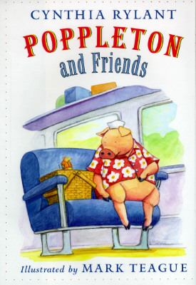 Cover image for Poppleton and friends