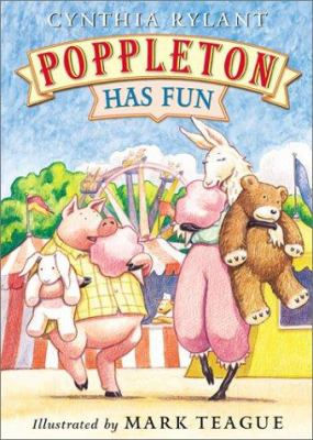 Cover image for Poppleton has fun